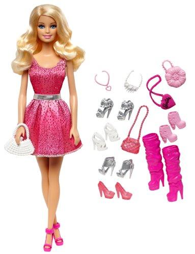 バービー バービー人形 日本未発売 CDB20 Barbie Doll and Shoes Giftsetバービー バービー人形 日本未発売 CDB20