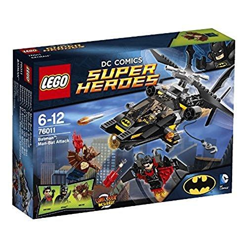 レゴ スーパーヒーローズ マーベル DCコミックス スーパーヒーローガールズ 76011 【送料無料】LEGO Superheroes 76011 Batman: Man-Bat Attack (Discontinued by manufacturer)レゴ スーパーヒーローズ マーベル DCコミックス スーパーヒーローガールズ 76011
