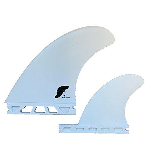サーフィン フィン マリンスポーツ Future Fins T1 Thermotech Twin Fin Set FT1 with Trailerサーフィン フィン マリンスポーツ