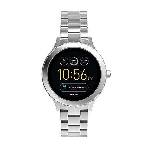 フォッシル 腕時計 レディース FTW6003 【送料無料】Fossil Women's Gen 3 Venture Stainless Steel Smartwatch, Color: Silver-Tone (Model: FTW6003)フォッシル 腕時計 レディース FTW6003
