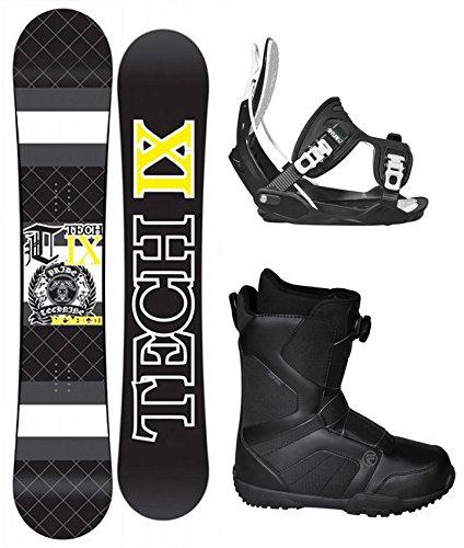 魅力的な スノーボード ウィンタースポーツ フロウ Boots with 2017年モデル2018年モデル多数 Technine IX Flat Size Black Snowboard Complete Package with Flow Bindings and Flow Vega BOA Men's Boots - Board Size 15スノーボード ウィンタースポーツ フロウ 2017年モデル2018年モデル多数, イワヌマシ:859cbf66 --- canoncity.azurewebsites.net