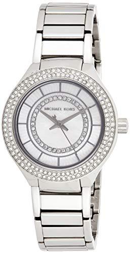 マイケルコース 腕時計 レディース マイケル・コース アメリカ直輸入 MK3800 Michael Kors Women's Mini Kerry Analog-Quartz Watch with Stainless-Steel Strap, Silver, 16 (Model: MK3800)マイケルコース 腕時計 レディース マイケル・コース アメリカ直輸入 MK3800