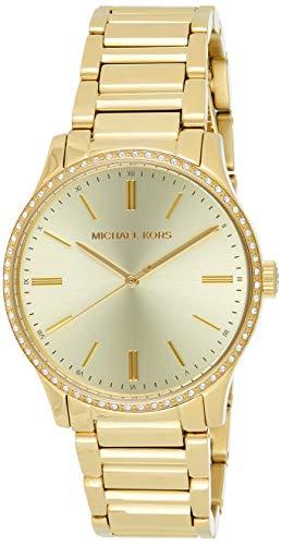 マイケルコース 腕時計 レディース 母の日特集 マイケル・コース MK3808 【送料無料】Michael Kors Women's Bailey Analog-Quartz Watch with Stainless-Steel Strap, Gold, 20 (Model: MK3マイケルコース 腕時計 レディース 母の日特集 マイケル・コース MK3808