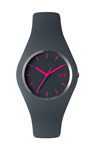アイスウォッチ 腕時計 メンズ かわいい ICE.GY.U.S.12 Ice-Watch - Grey - Pink - Unisex (43mm)アイスウォッチ 腕時計 メンズ かわいい ICE.GY.U.S.12