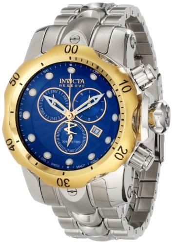 インヴィクタ インビクタ ベノム 腕時計 メンズ 10798 Invicta Men's 10798 Venom Analog Display Swiss Quartz Silver Watchインヴィクタ インビクタ ベノム 腕時計 メンズ 10798