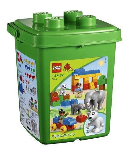 レゴ デュプロ 7614 LEGO (LEGO) bucket 7614 (new version) of Duplo production increaseレゴ デュプロ 7614