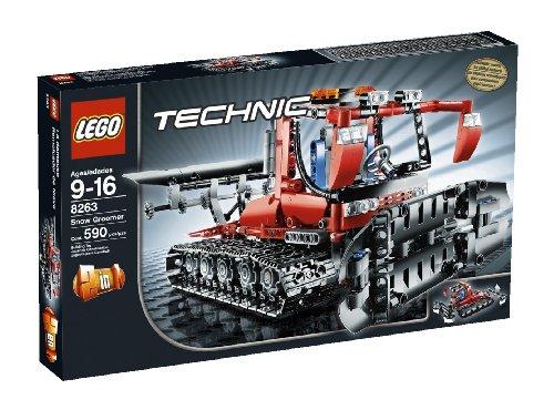 レゴ テクニックシリーズ 4540076 LEGO Technic Snow Groomer (8263)レゴ テクニックシリーズ 4540076