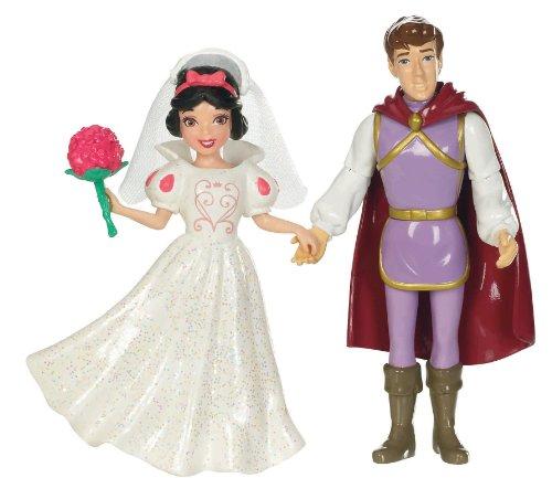 白雪姫 スノーホワイト ディズニープリンセス T7322 【送料無料】Mattel Disney Princess Fairytale Wedding Snow White and The Prince Doll Set白雪姫 スノーホワイト ディズニープリンセス T7322