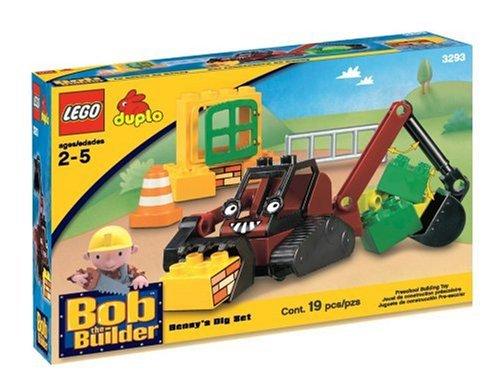 レゴ デュプロ 4251222 LEGO Duplo Bob The Builder - Benny's Setレゴ デュプロ 4251222