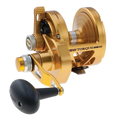 リール ペン Penn 釣り道具 フィッシング Penn Torque 2-Speed Lever Drag TRQ40NLD2 Reelリール ペン Penn 釣り道具 フィッシング