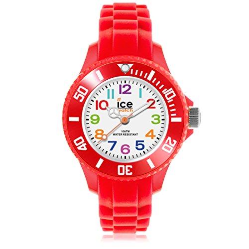 アイスウォッチ 腕時計 レディース かわいい MN.RD.M.S.12 Ice-Watch - Ice-Mini - Red - Miniアイスウォッチ 腕時計 レディース かわいい MN.RD.M.S.12
