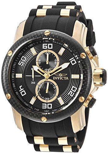 インヴィクタ インビクタ プロダイバー 腕時計 メンズ 24151 Invicta Men's Pro Diver Stainless Steel Quartz Watch with Polyurethane Strap, Two Tone, 25.5 (Model: 24151)インヴィクタ インビクタ プロダイバー 腕時計 メンズ 24151