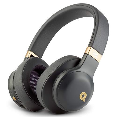 海外輸入ヘッドホン ヘッドフォン イヤホン 海外 輸入 E55BT 【送料無料】JBL E55BT Quincy Edition Wireless Over-Ear Headphones with One-Button Remote and Mic (Space グレー)海外輸入ヘッドホン ヘッドフォン イヤホン 海外 輸入 E55BT