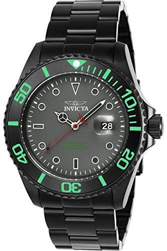 インヴィクタ インビクタ プロダイバー 腕時計 メンズ 23009 【送料無料】Invicta Men's Pro Diver Quartz Diving Watch with Stainless-Steel Strap, Black, 22 (Model: 23009)インヴィクタ インビクタ プロダイバー 腕時計 メンズ 23009