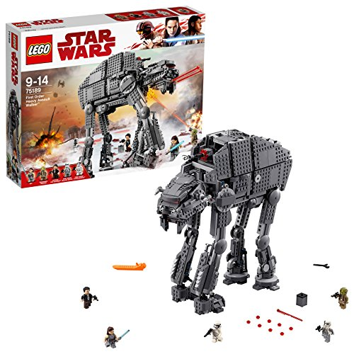 レゴ スターウォーズ 75189 【送料無料】LEGO Star Wars Episode VIII First Order Assault Walker Building Setレゴ スターウォーズ 75189