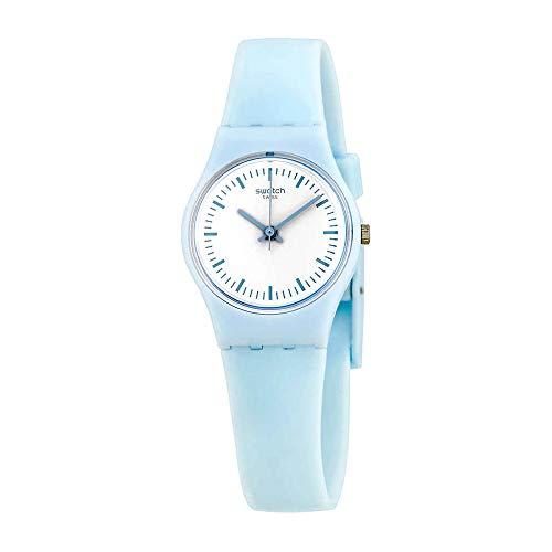 スウォッチ 腕時計 レディース 【送料無料】Swatch Clearsky White Dial Ladies Watch LL119スウォッチ 腕時計 レディース