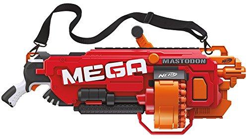 ナーフ メガ エヌストライクエリート アメリカ 直輸入 【送料無料】Nerf N-Strike Mega Mastodon Mega Blaster and 72 Mega Dartsナーフ メガ エヌストライクエリート アメリカ 直輸入