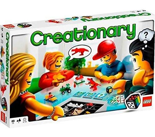 レゴ 4568231 LEGO Creationary Game (3844)レゴ 4568231, 【卵の通販】アイ杉原 95b0595a