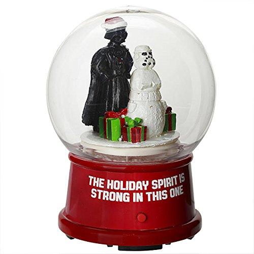 スノーグローブ 雪 置物 インテリア 海外モデル Star Wars Darth Vader Snow Globeスノーグローブ 雪 置物 インテリア 海外モデル