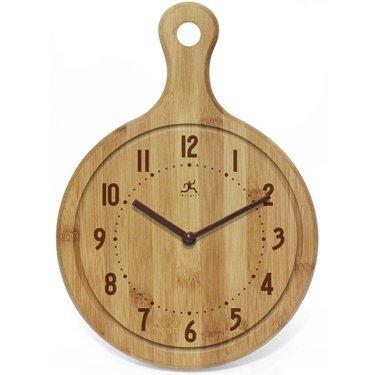壁掛け時計 インテリア インテリア 海外モデル アメリカ 14491BB-1263 Infinity Instruments Chef Collection - Bon Appetit! Wall Clock壁掛け時計 インテリア インテリア 海外モデル アメリカ 14491BB-1263