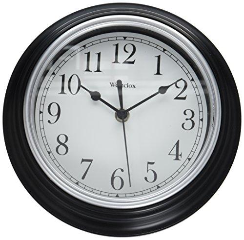 壁掛け時計 インテリア インテリア 海外モデル アメリカ FBA_46991A 【送料無料】Nyl Holdings/Westclox FBA_46991A 9