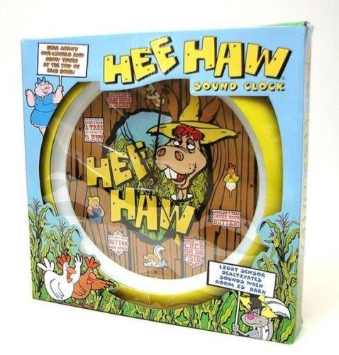 壁掛け時計 インテリア インテリア 海外モデル アメリカ AX-AY-ABHI-07144 【送料無料】Mark Feldstein Hee Haw Clock 13 Inch壁掛け時計 インテリア インテリア 海外モデル アメリカ AX-AY-ABHI-07144
