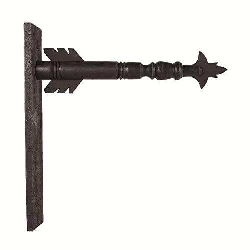 壁飾り インテリア タペストリー 壁掛けオブジェ 海外デザイン B6857 【送料無料】K&K Interiors Arrow Replacement Decorative Hanging Sign, Black壁飾り インテリア タペストリー 壁掛けオブジェ 海外デザイン B6857