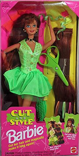 バービー バービー人形 日本未発売 プレイセット アクセサリ Barbie 1994 Cut and Style Doll by Mattelバービー バービー人形 日本未発売 プレイセット アクセサリ