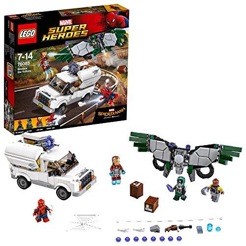 レゴ スーパーヒーローズ マーベル DCコミックス スーパーヒーローガールズ 76083 LEGO Super Heroes - Beware The Vultureレゴ スーパーヒーローズ マーベル DCコミックス スーパーヒーローガールズ 76083