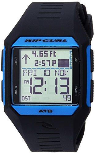 リップカール 腕時計 メンズ サーファー サーフィン A1124BLB1SZ Rip Curl Men's Quartz Sport Watch with Polyurethane Strap, Black, 19 (Model: A1124BLB1SZリップカール 腕時計 メンズ サーファー サーフィン A1124BLB1SZ