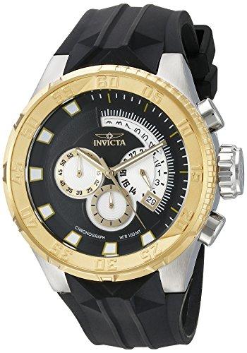 インヴィクタ インビクタ フォース 腕時計 メンズ 16923 Invicta Men's 16923 I-Force Analog Display Japanese Quartz Black Watchインヴィクタ インビクタ フォース 腕時計 メンズ 16923