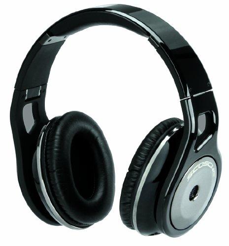 海外輸入ヘッドホン ヘッドフォン イヤホン 海外 輸入 RH1056MD Scosche RH1056MD Over-The-Ear Headphones (Black)海外輸入ヘッドホン ヘッドフォン イヤホン 海外 輸入 RH1056MD