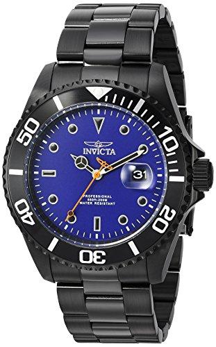 インヴィクタ インビクタ プロダイバー 腕時計 メンズ 23008 【送料無料】Invicta Men's Pro Diver Quartz Diving Watch with Stainless-Steel Strap, Black, 22 (Model: 23008)インヴィクタ インビクタ プロダイバー 腕時計 メンズ 23008
