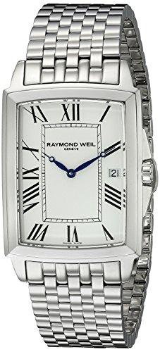 レイモンドウィル 腕時計 メンズ スイスの高級腕時計 5597-ST-00300 【送料無料】Raymond Weil Men's 5597-ST-00300 Tradition Analog Display Swiss Quartz Silver Watchレイモンドウィル 腕時計 メンズ スイスの高級腕時計 5597-ST-00300