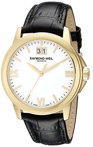 レイモンドウィル 腕時計 メンズ スイスの高級腕時計 5476-P-00307 【送料無料】Raymond Weil Men's 5476-P-00307 Analog Display Quartz Black Watchレイモンドウィル 腕時計 メンズ スイスの高級腕時計 5476-P-00307