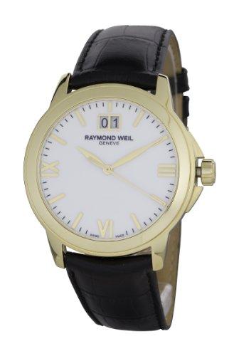 レイモンドウィル 腕時計 メンズ スイスの高級腕時計 5476-P-00307 【送料無料】Raymond Weil Men's 5476-P-00307 Tradition White Dial Watchレイモンドウィル 腕時計 メンズ スイスの高級腕時計 5476-P-00307
