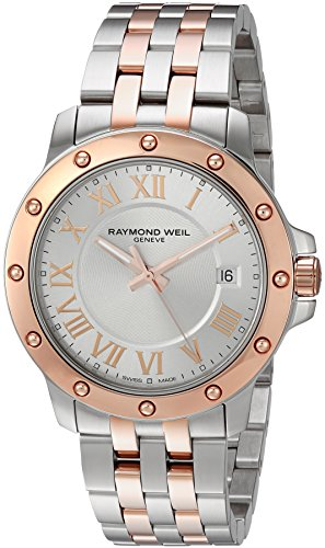 腕時計 レイモンドウィル メンズ スイスの高級腕時計 5599-SB5-00658 【送料無料】Raymond Weil Men's Tango Swiss-Quartz Watch with Two-Tone-Stainless-Steel Strap, 11 (Model: 5599-SB5-0腕時計 レイモンドウィル メンズ スイスの高級腕時計 5599-SB5-00658