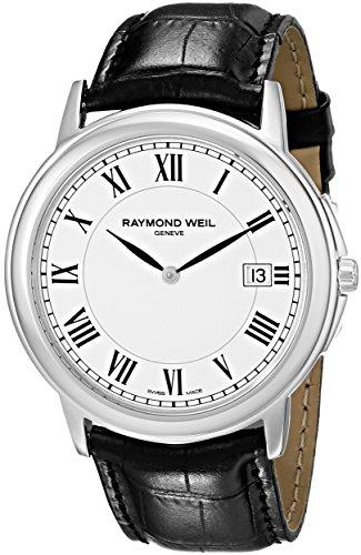 レイモンドウィル 腕時計 メンズ スイスの高級腕時計 54661-STC-00300 【送料無料】Raymond Weil Men's 54661-Stc-00300 Quartz Stainless Steel White-Dial Watchレイモンドウィル 腕時計 メンズ スイスの高級腕時計 54661-STC-00300