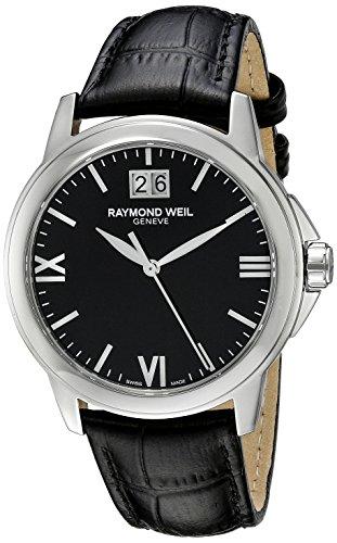 レイモンドウィル 腕時計 メンズ スイスの高級腕時計 5476-ST-00207 Raymond Weil Men's 5476-ST-00207 Analog Display Quartz Black Watchレイモンドウィル 腕時計 メンズ スイスの高級腕時計 5476-ST-00207