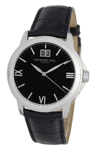 腕時計 レイモンドウィル メンズ スイスの高級腕時計 5476-ST-00207 【送料無料】Raymond Weil Men's 5476-ST-00207 Tradition Black Dial Watch腕時計 レイモンドウィル メンズ スイスの高級腕時計 5476-ST-00207