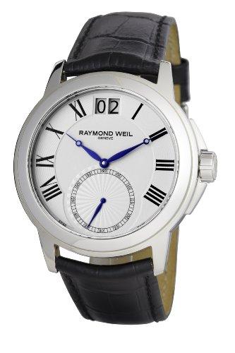 レイモンドウィル 腕時計 メンズ スイスの高級腕時計 9578-STC-00300 【送料無料】Raymond Weil Men's 9578-STC-00300 Tradition White Roman Numerals Dial Watchレイモンドウィル 腕時計 メンズ スイスの高級腕時計 9578-STC-00300