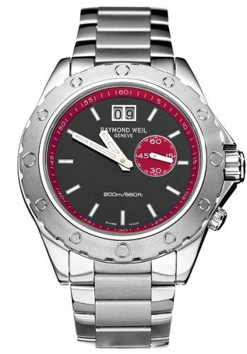 無料ラッピングでプレゼントや贈り物にも 逆輸入並行輸入送料込 腕時計 レイモンドウィル メンズ スイスの高級腕時計 8300-ST-20041 SEAL限定商品 Men's Watch腕時計 Raymond 送料無料 RW Sport 安売り Weil