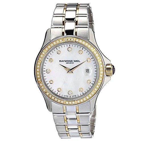 レイモンドウィル 腕時計 レディース スイスの高級腕時計 9460-SGS-97081 【送料無料】Raymond Weil Parsifal Ladies Diamond Swiss Quartz Watch 9460-SGS-97081レイモンドウィル 腕時計 レディース スイスの高級腕時計 9460-SGS-97081