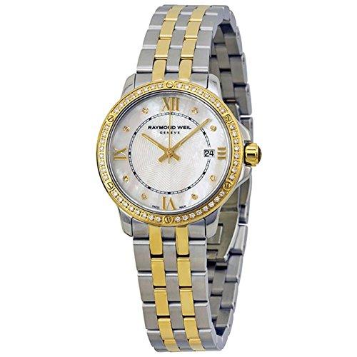 レイモンドウィル 腕時計 レディース スイスの高級腕時計 5391-SPS-00995 【送料無料】Raymond Weil Tango Mother of Pearl Two-tone Stainless Steel Ladies Watch 5391-SPS-00995レイモンドウィル 腕時計 レディース スイスの高級腕時計 5391-SPS-00995