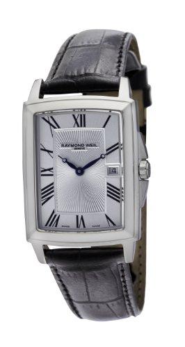 レイモンドウィル 腕時計 レディース スイスの高級腕時計 5396-STC-00650 Raymond Weil Women's 5396-STC-00650 Tradition Silver Rectangular Dial Watchレイモンドウィル 腕時計 レディース スイスの高級腕時計 5396-STC-00650