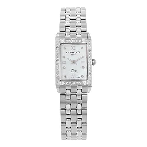 レイモンドウィル 腕時計 レディース スイスの高級腕時計 5971-STS-00995 Raymond Weil Tango Mini Ladies Watch # 5971-STS-00995レイモンドウィル 腕時計 レディース スイスの高級腕時計 5971-STS-00995