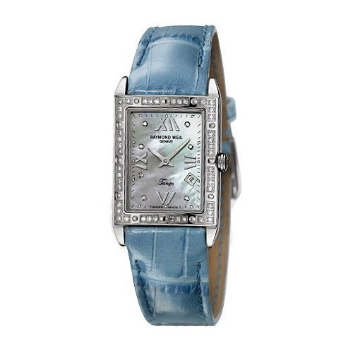 レイモンドウィル 腕時計 レディース スイスの高級腕時計 5981-S3S-97650 【送料無料】Raymond Weil Tango Mother of Pearl Dial Stainless Steel Ladies Watch 5981-S3S-97650レイモンドウィル 腕時計 レディース スイスの高級腕時計 5981-S3S-97650