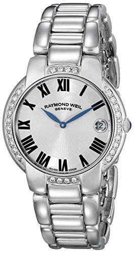 腕時計 レイモンドウィル レディース スイスの高級腕時計 5235-STS-01659 【送料無料】Raymond Weil Women's 5235-STS-01659 Analog Display Swiss Quartz Silver Watch腕時計 レイモンドウィル レディース スイスの高級腕時計 5235-STS-01659