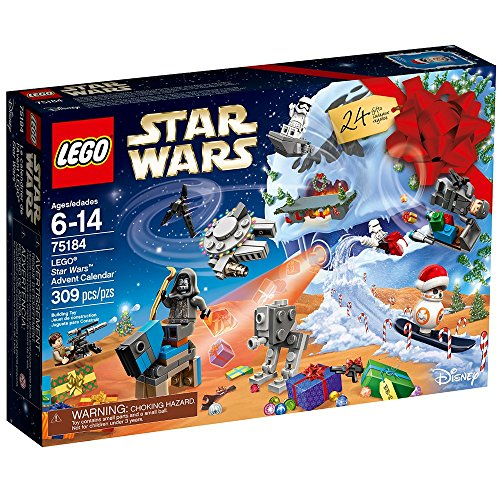 レゴ スターウォーズ 6175783 LEGO Star Wars Advent Calendar 75184 Building Kit (309 Piece)レゴ スターウォーズ 6175783
