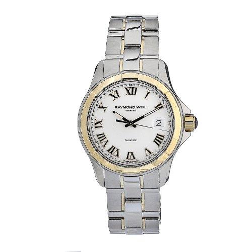 レイモンドウィル 腕時計 メンズ スイスの高級腕時計 2970-SG-00308 Raymond Weil Men's 2970-SG-00308 Automatic Stainless Steel White Dial Watchレイモンドウィル 腕時計 メンズ スイスの高級腕時計 2970-SG-00308